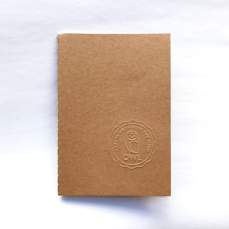OWL Small Notebook