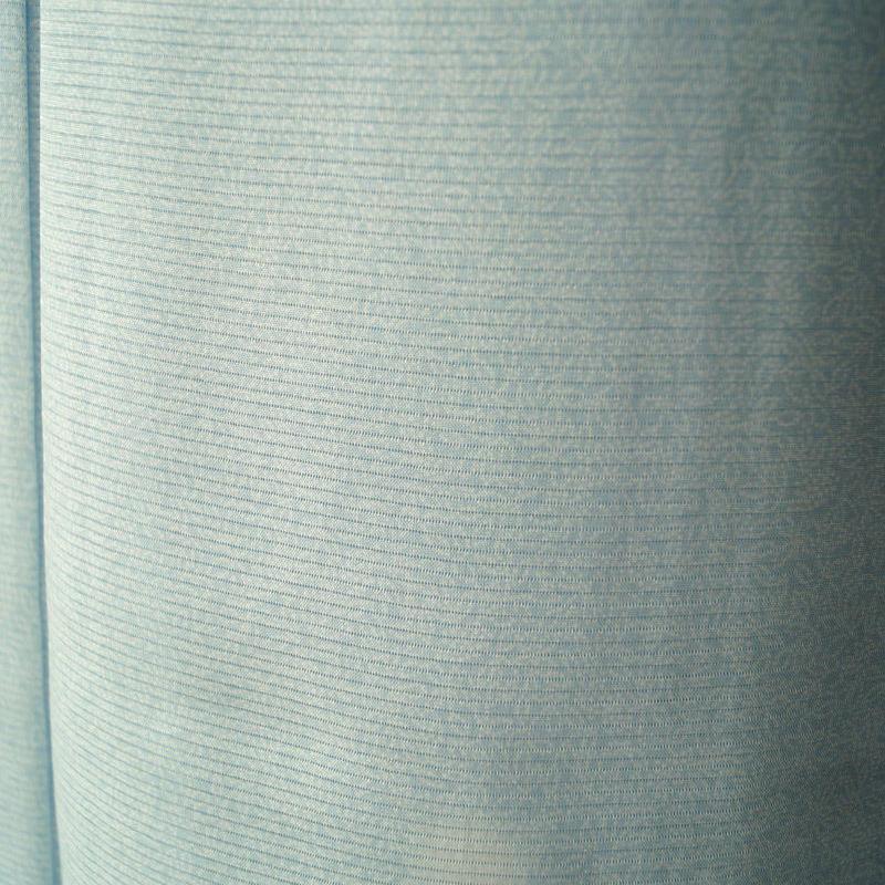 【夏・絽】薄瓶覗き色地 蛍暈し文 絽小紋