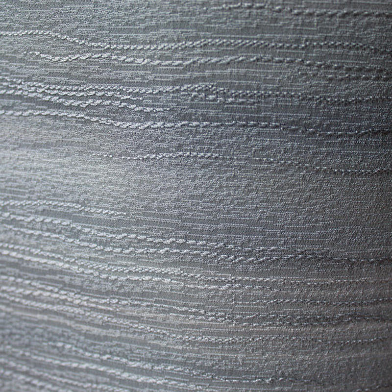 【袷】青灰色系色無地・京の七色