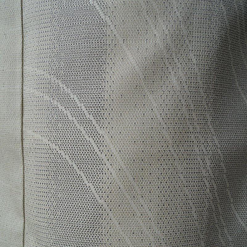 【袷】ゆらぎの曲線 塩澤紬