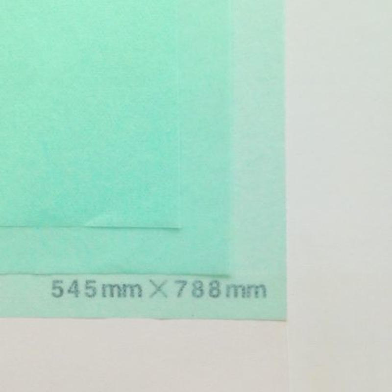 ライトグリーン 14g 545mm × 394mm  2000枚
