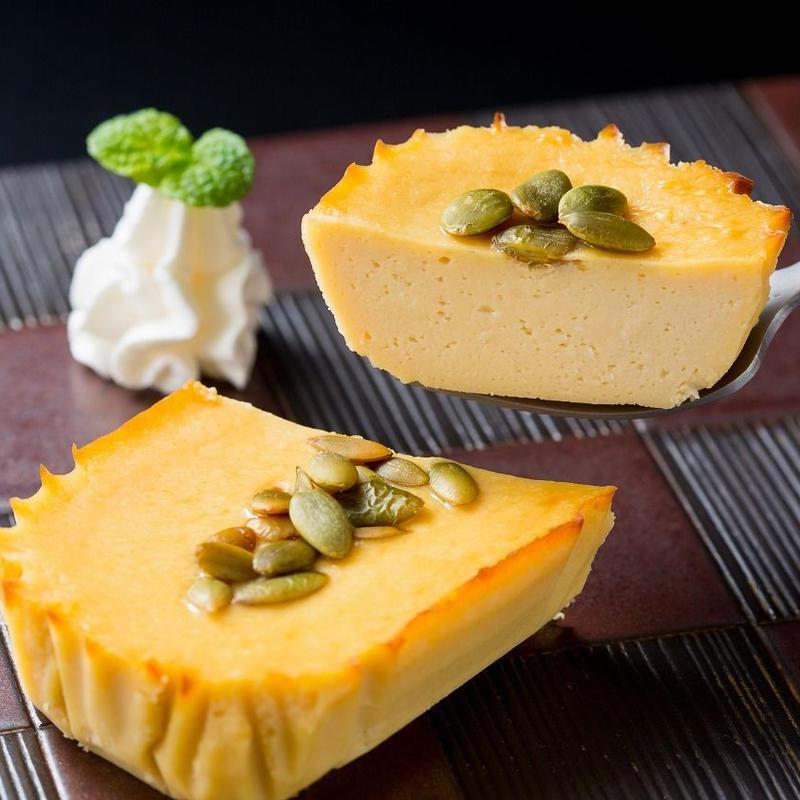 【グルテンフリー】スモークチーズケーキ   150g