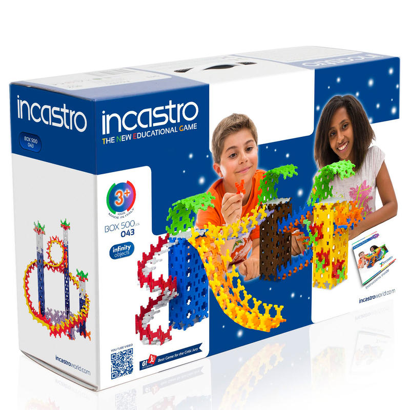 【incastro】IC-06 BOX500(500ピース)
