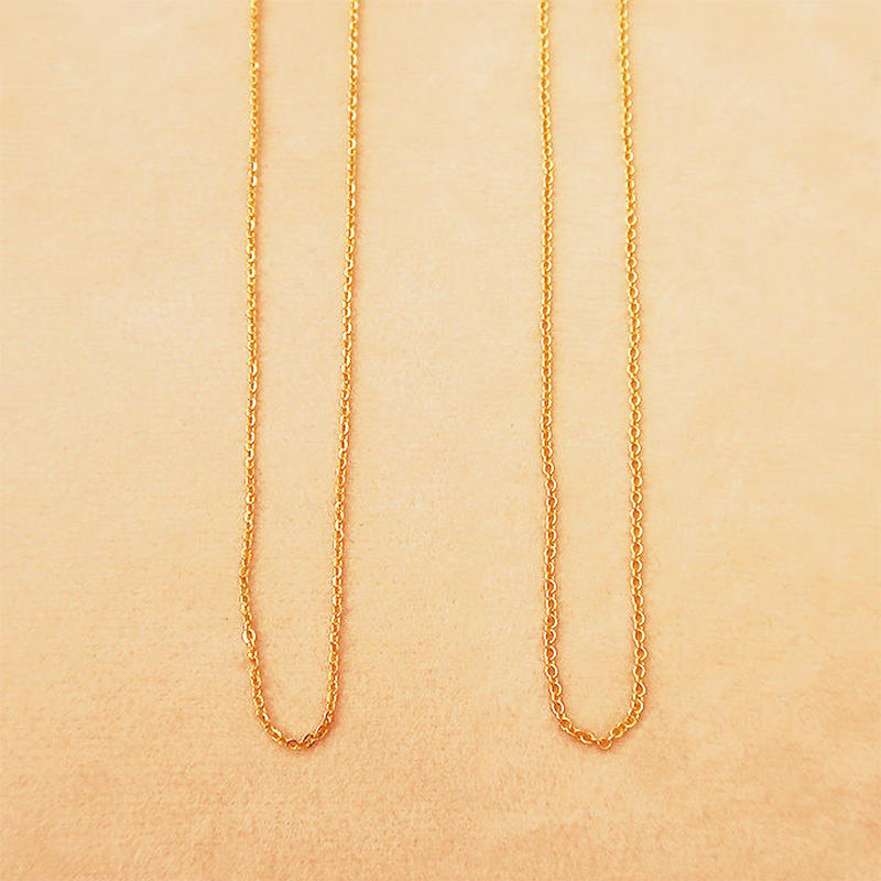 K18 Chain  { Necklace }