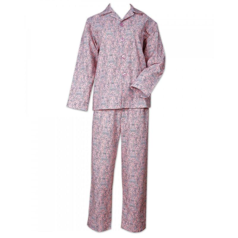 レディースパジャマ Eiffel Tower [SALE] ザ・キャッツパジャマズ  The Cat's Pajamas