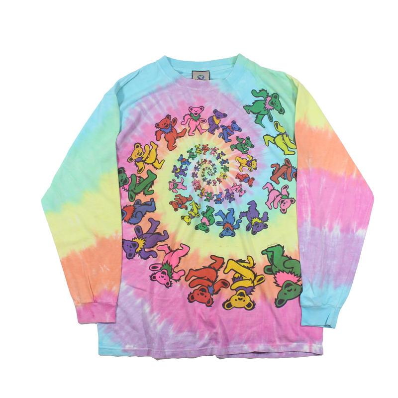 1990s Gratefull Dead Bear L/S tshirts