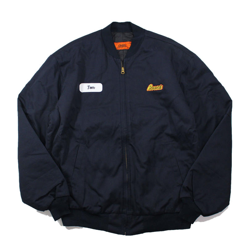 CINTAS Work Jacket w/patches