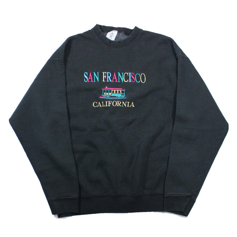 1990s San Francisco Sweat Shirts