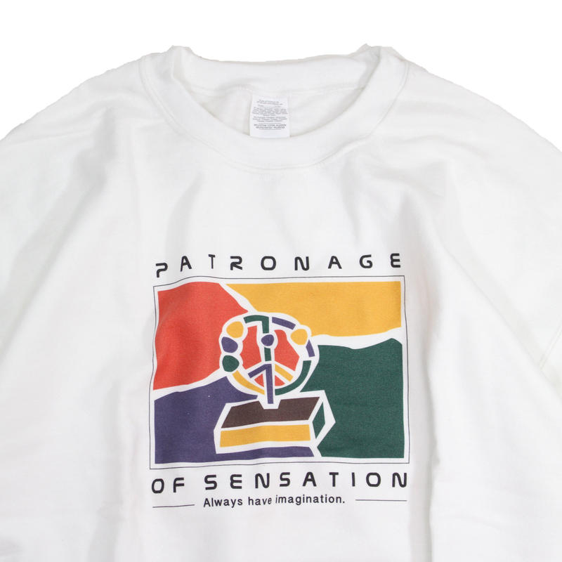 "TRIPWIRE ""PATRONAGE OF SENSATION"" Crew Sweat"