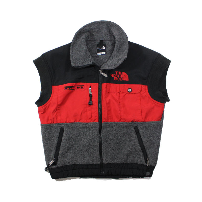 1990s The North Face SteepTech Vest<S>