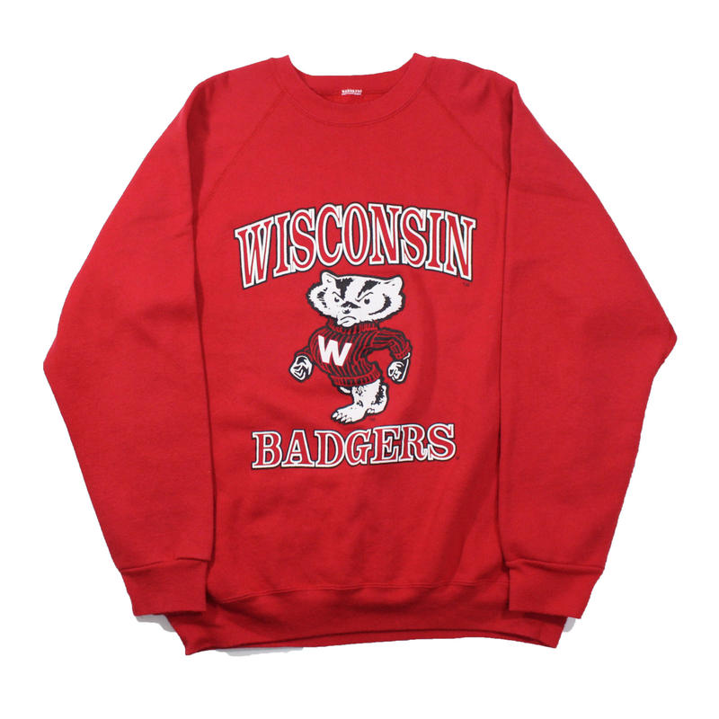 Wisconsin Badgers sweat shirts