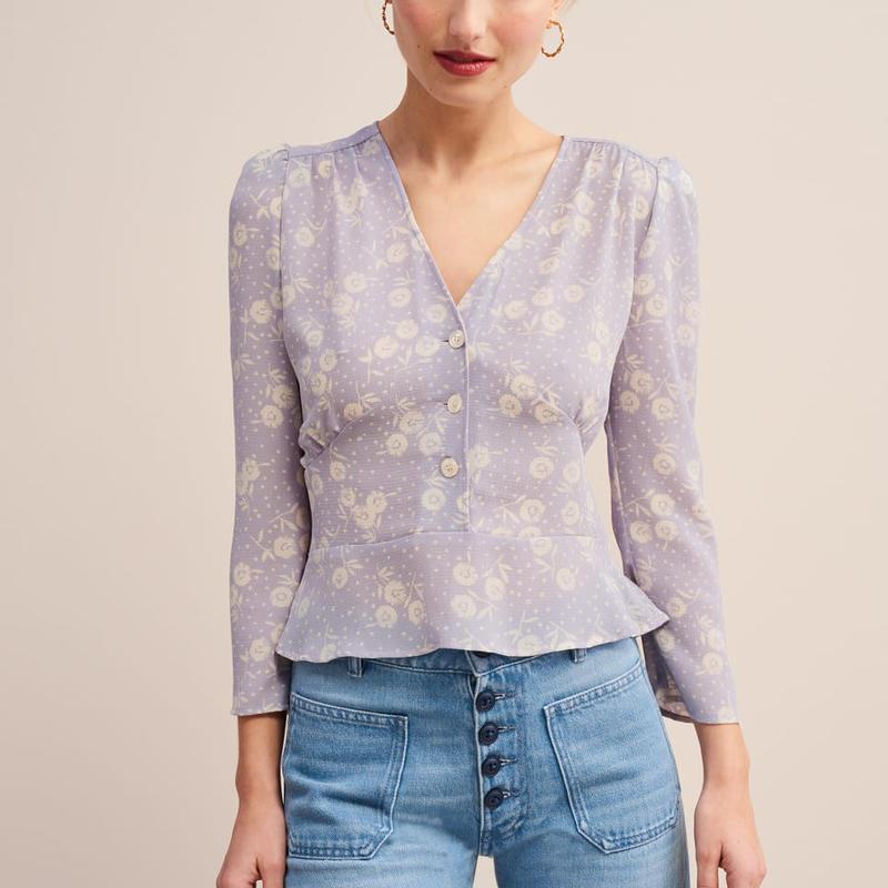 Rouje   ルージュ  MIMI blouse トップス