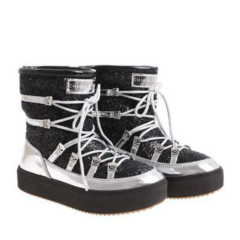 キアラフェラーニ snow boots スノーブーツ
