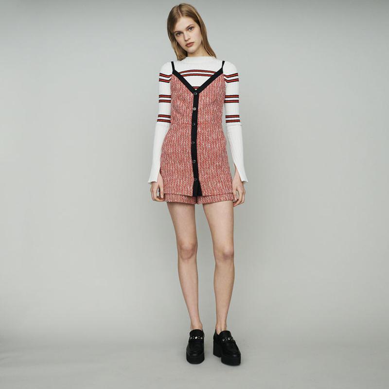Maje マージュ TWEED DRESSワンピース 定価$375
