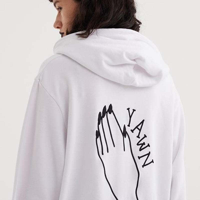 LAZY OAF  TIRED OF YOU HOODIE