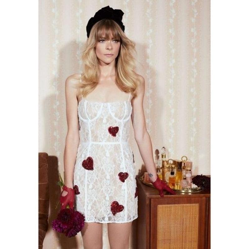 for love & lemons La Christy Mini Dress   ワンピース