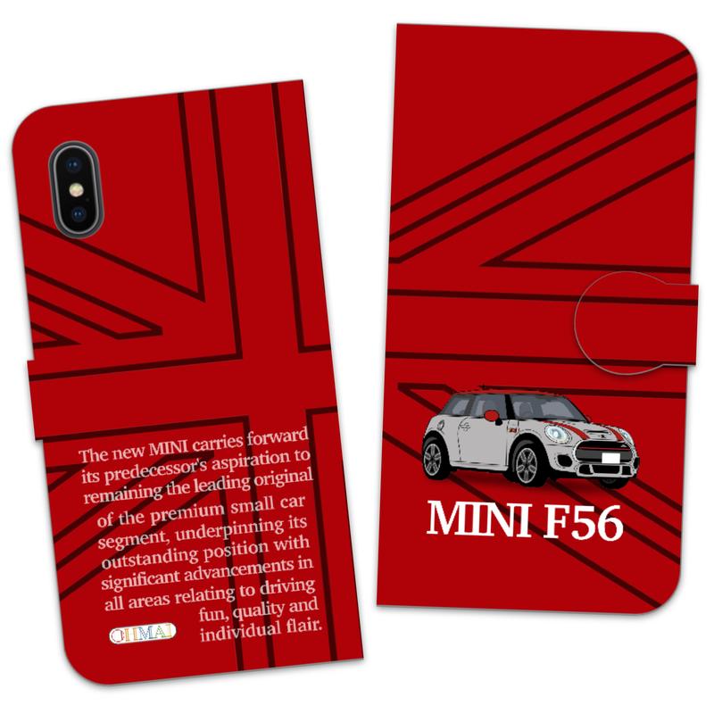 MY-MINI-10-2 手帳型スマホケース