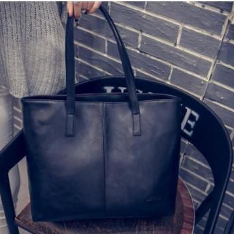 Unisex Leather Tote bag