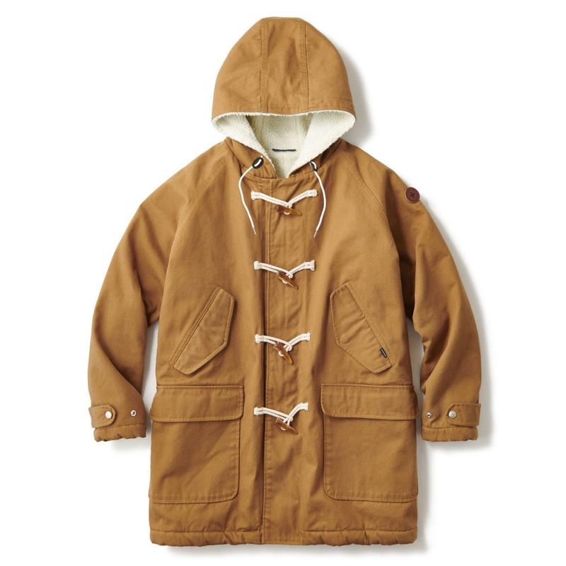 Workers Holiday Duck Coat