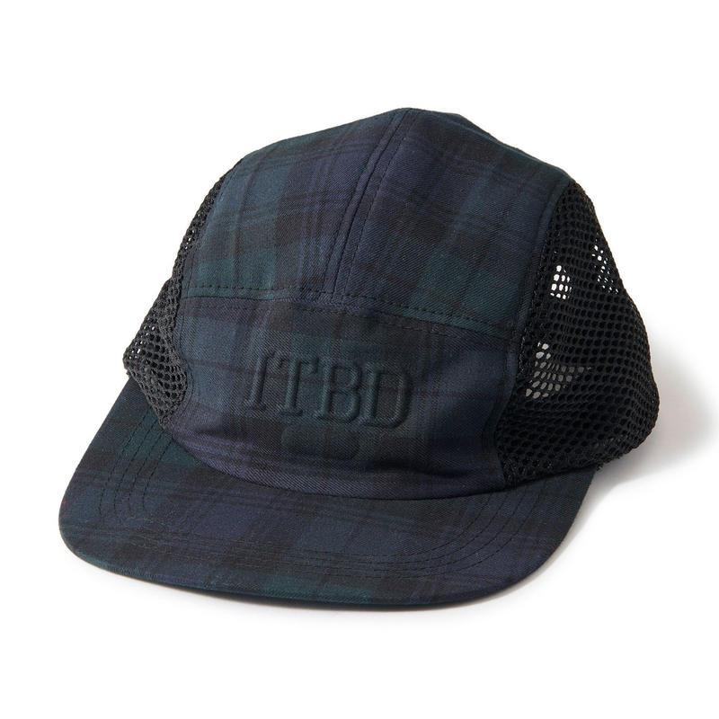 SIDE MESH CAMP CAP
