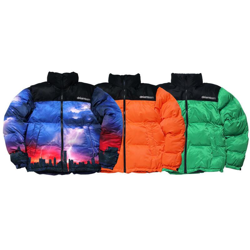 DT LOGO Puffy Jacket
