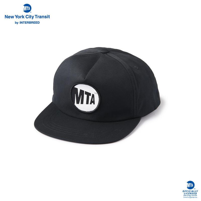 MTA UNIFORM 5PANEL CAP