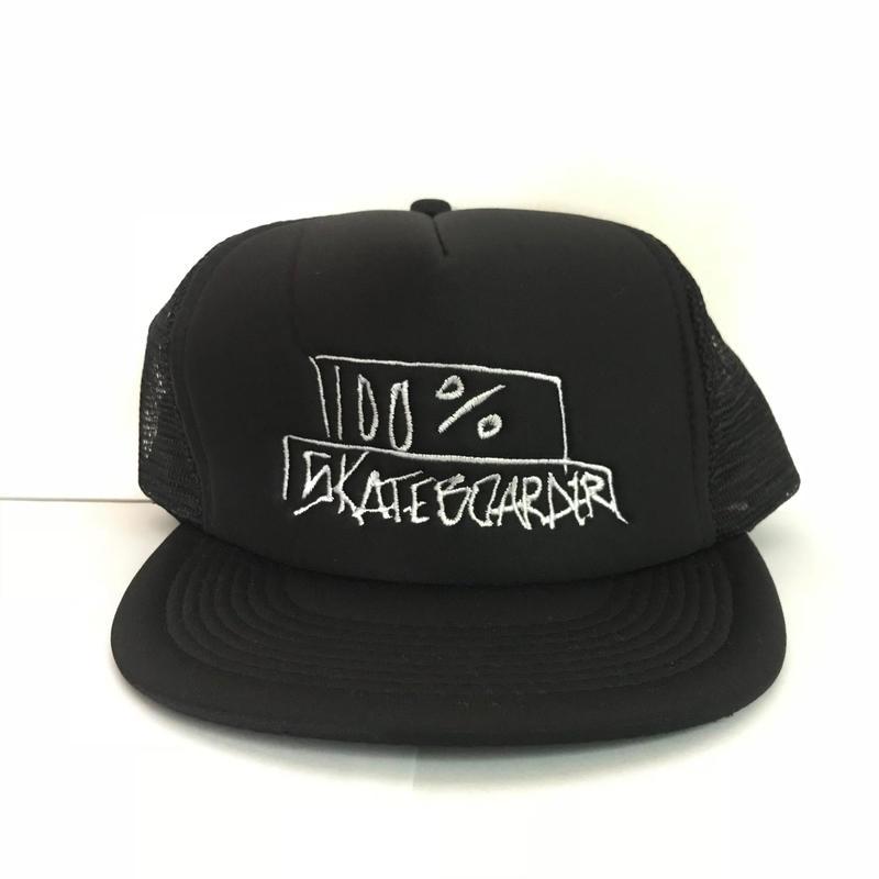 (Jay adams×Sunny C Sider) 100% SKATE BORD CAP