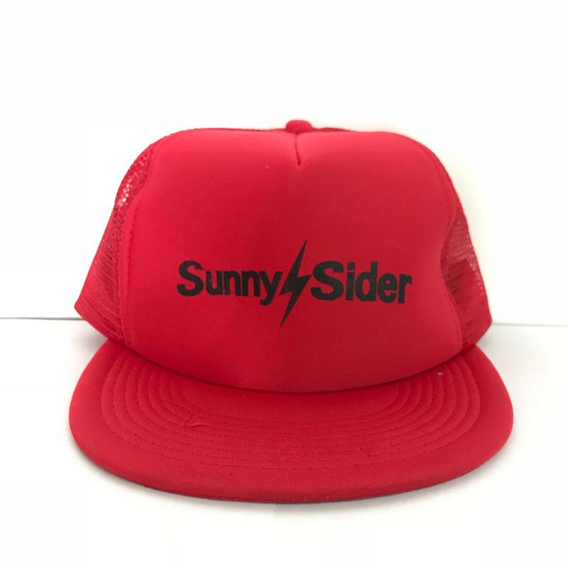 SUNNY C SIDER LOGO MESH CAP