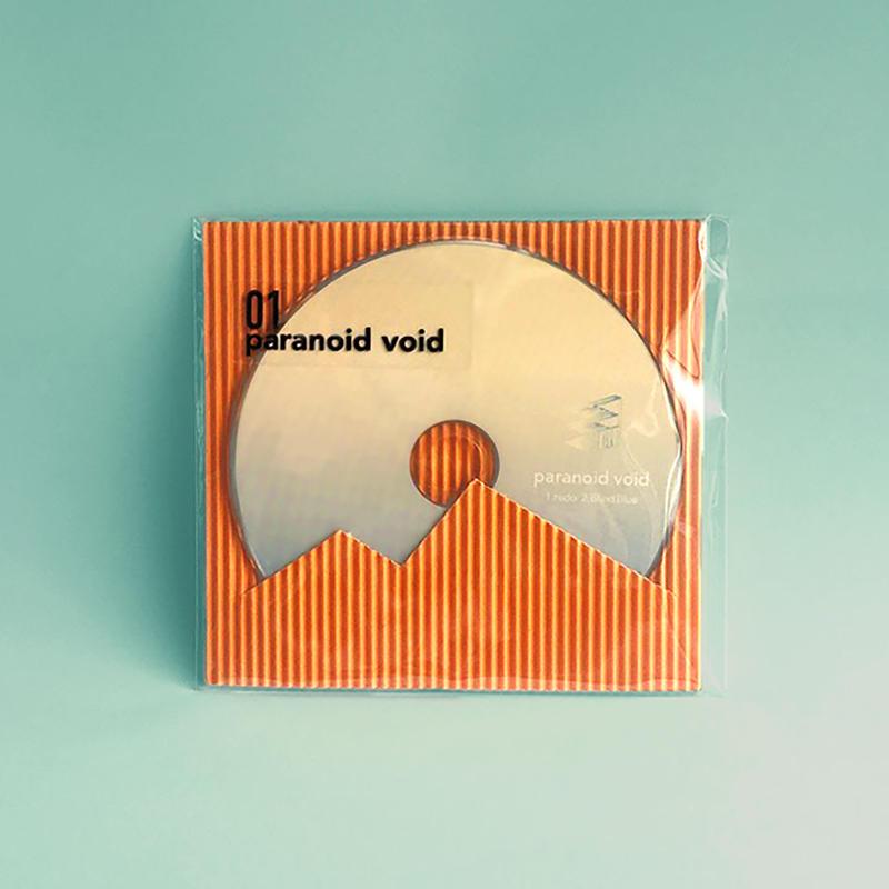 paranoid void 1st single『01』