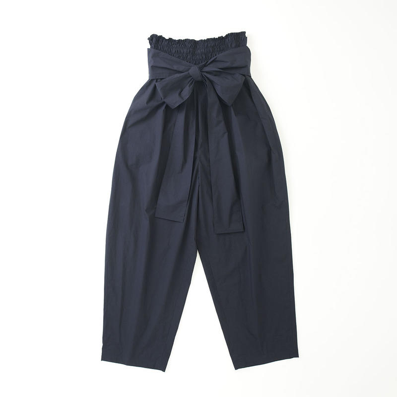 PA8SS-PT01 TYPEWRITER BIG RIBBON WIDE PANTS
