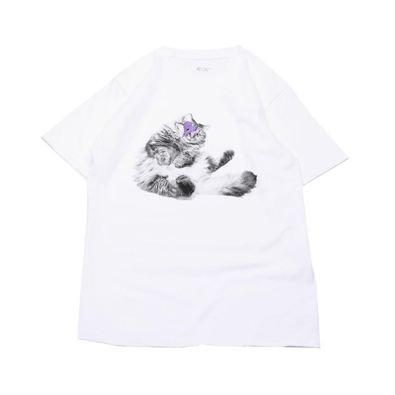 CA9AW-JE25 DONATION MASK TEE KATE
