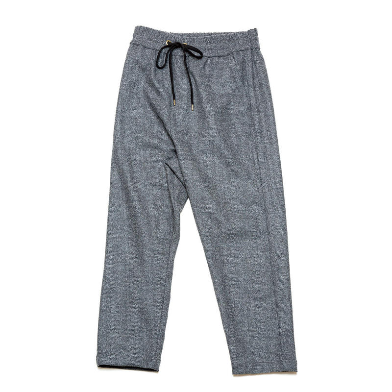 PA8AW-PT04 HERRINGBONE STRETCH PANTS