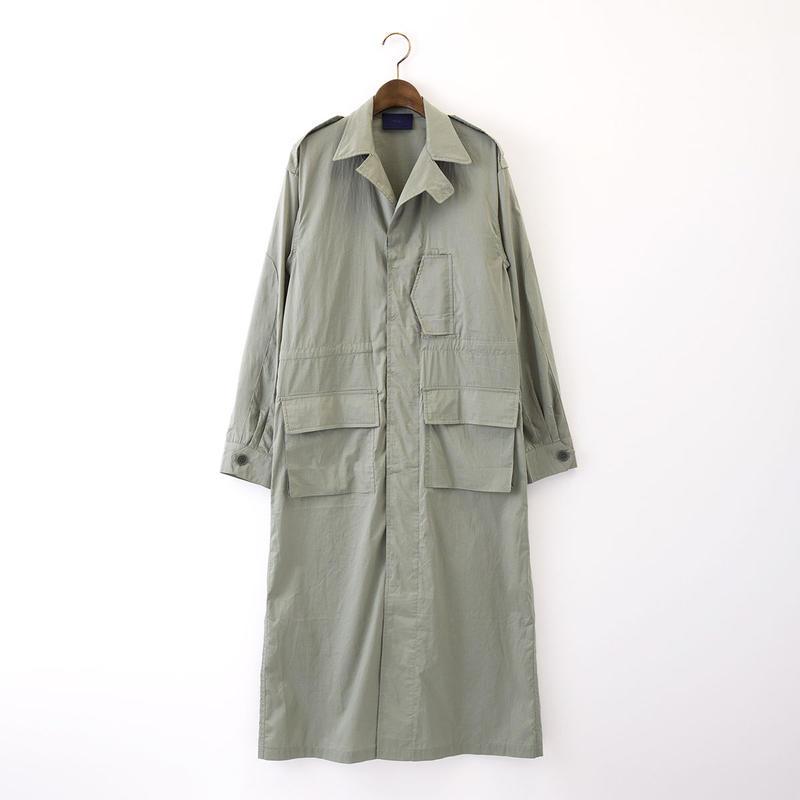 【SALE】1510-08-102 Military Long Coat