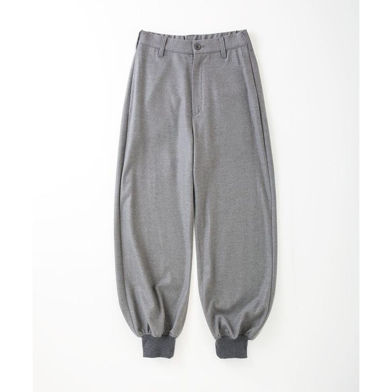 PA7AW-PT05 WARM STRETCH RIB PANTS