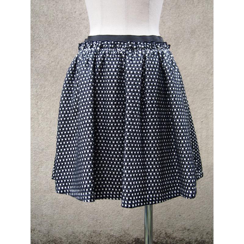 1304-03-201 Tweed Skirt