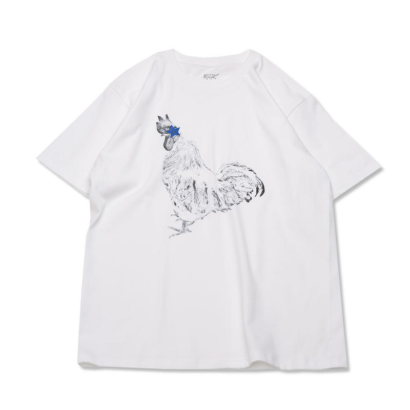 CA9AW-JE21 DONATION MASK TEE TORIO