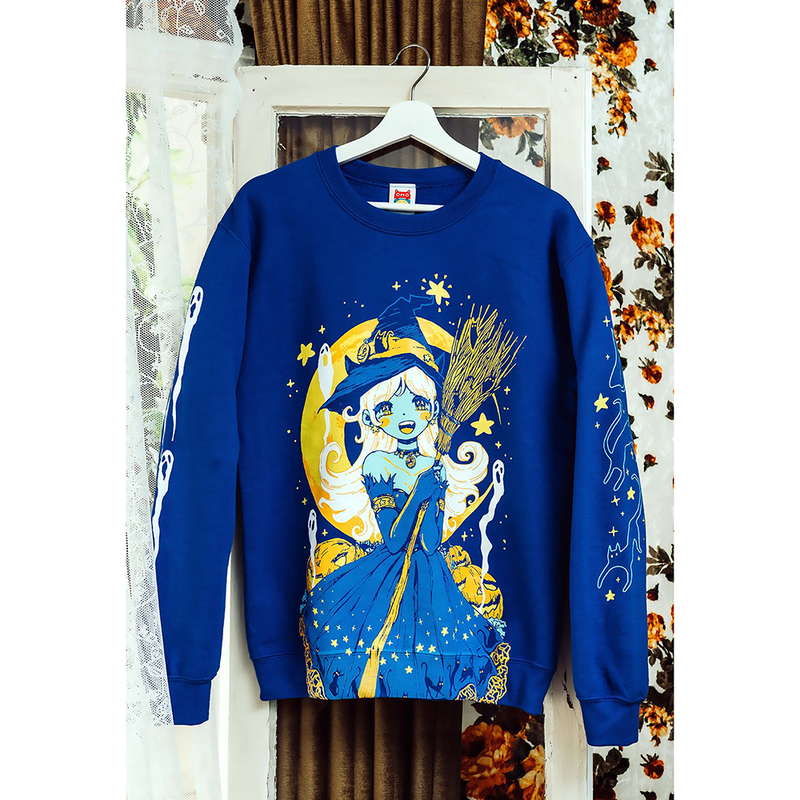 【OMOCAT】WITCHGIRL Sweater
