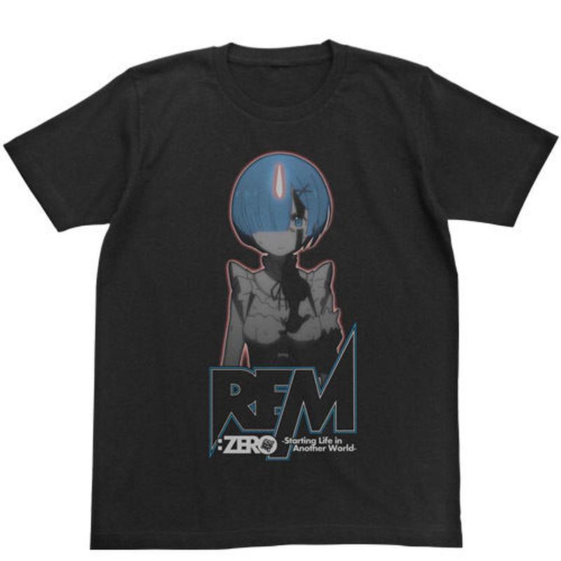 【二次元COSPA】レム蓄光Tシャツ [Re:ゼロから始める異世界生活]