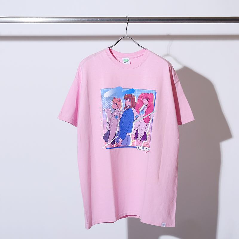 【宇宙サマー×PARK】コラボイラスト Tシャツ