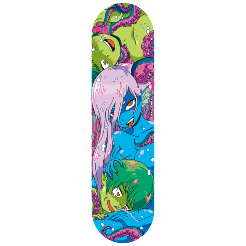 【FAKKU】OMOCAT x FAKKU Skateboard