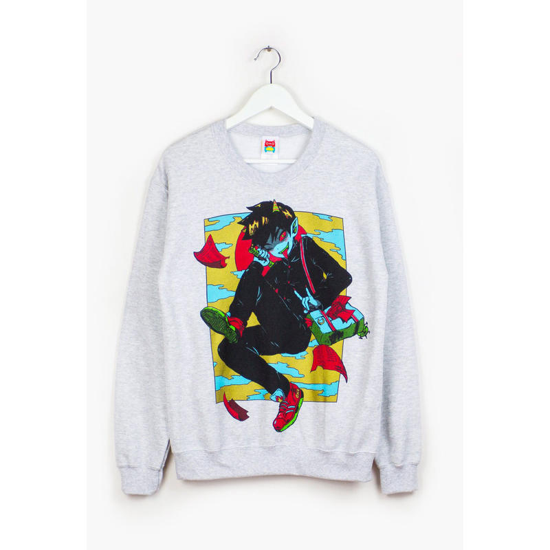 【OMOCAT】ONIBOY Sweater