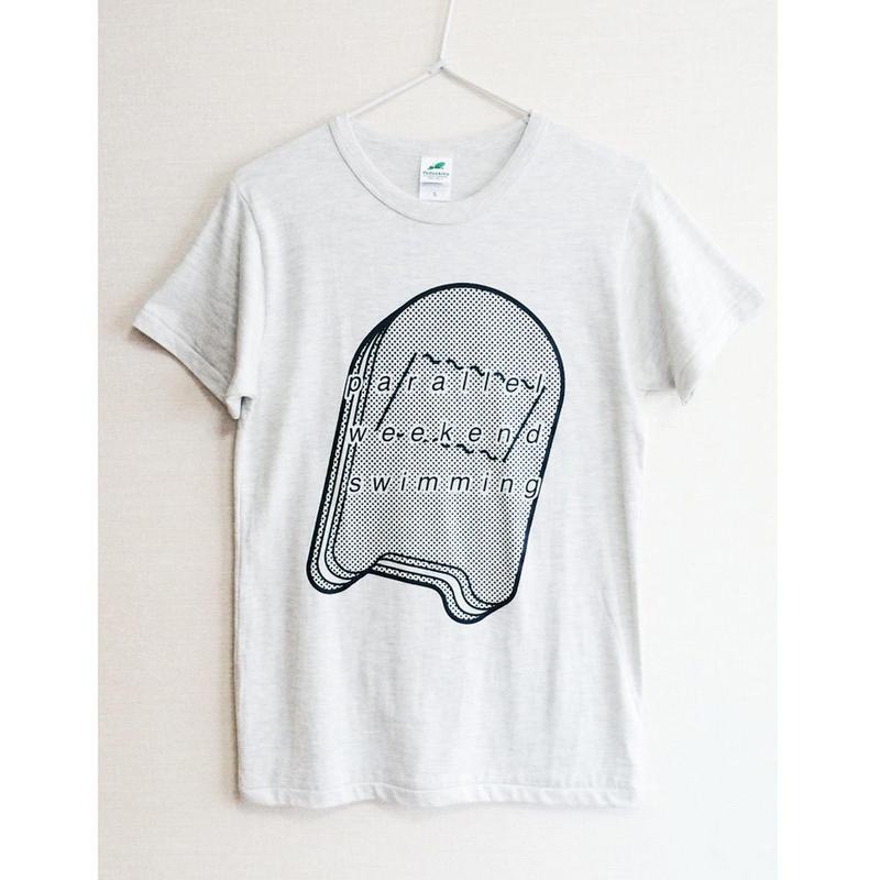 平行 週末水泳Tシャツ