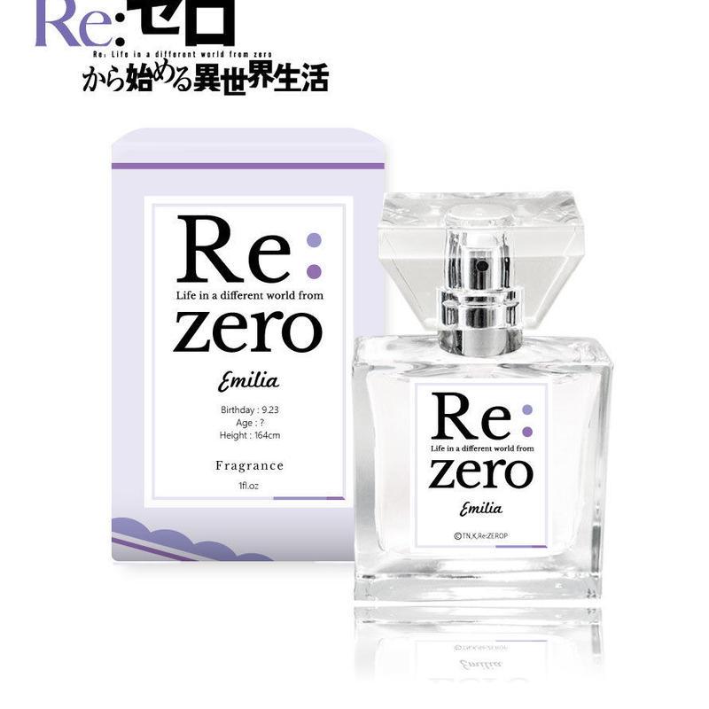【primaniacs】「Re:ゼロから始める異世界生活」 フレグランス エミリア