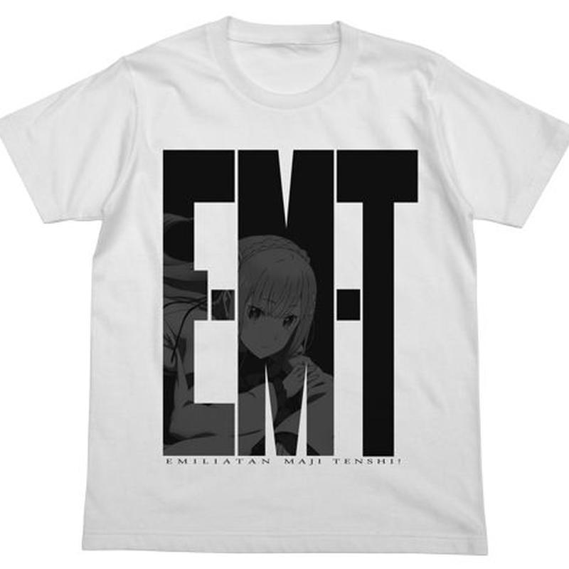 【二次元COSPA】 E・M・T  Tシャツ  [Re:ゼロから始める異世界生活]