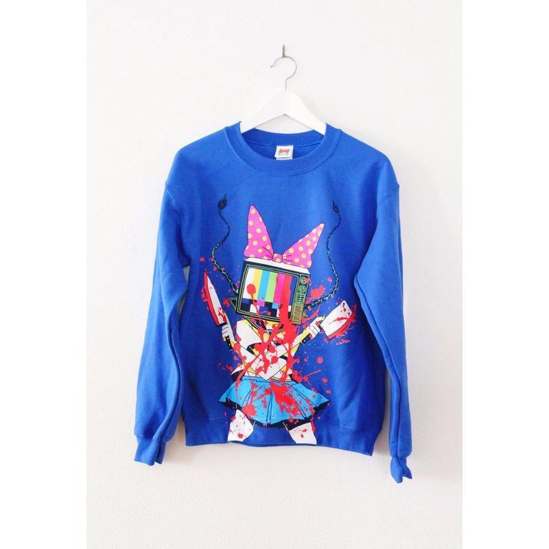 【OMOCAT】TVGIRL Sweater