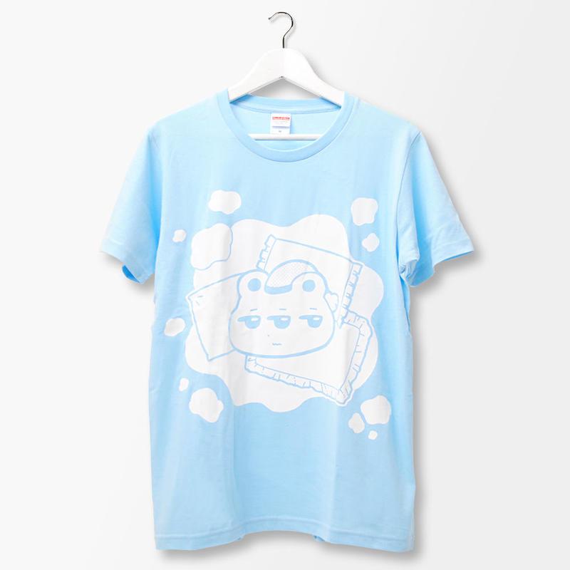 【平行】無気力Tシャツ