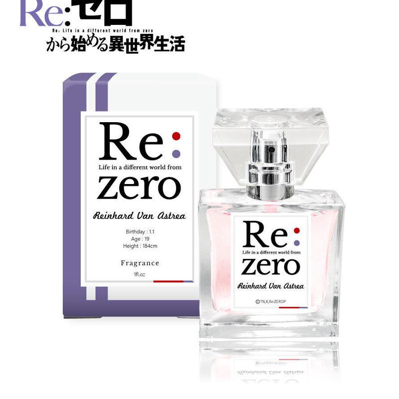 【primaniacs】「Re:ゼロから始める異世界生活」 フレグランス  ラインハルト・ヴァン・アストレア