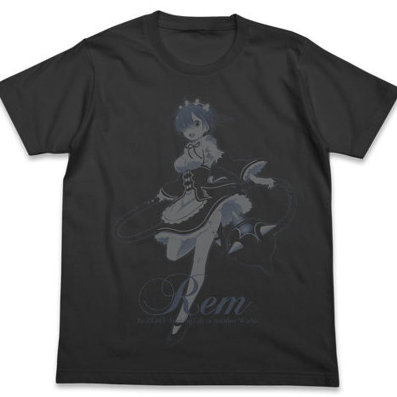 【二次元COSPA】レムとモーニングスター Tシャツ  [Re:ゼロから始める異世界生活]
