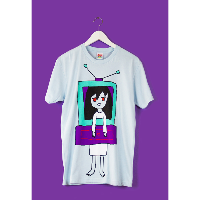 【OMOCAT】DEFINITELY-NOT A-GHOST T-Shirt