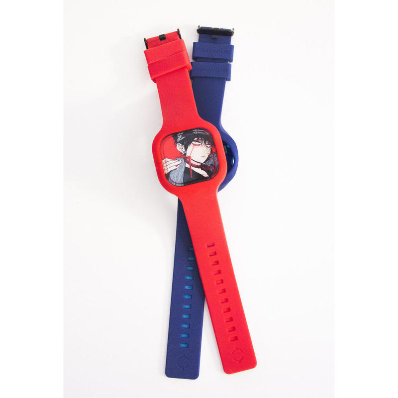 【OMOCAT】FISHBOY Wristwatch